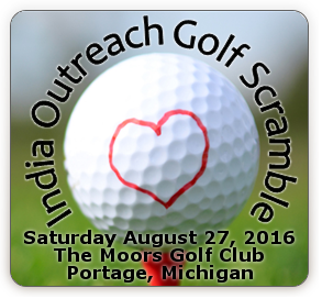 India Outreach Golf Scramble