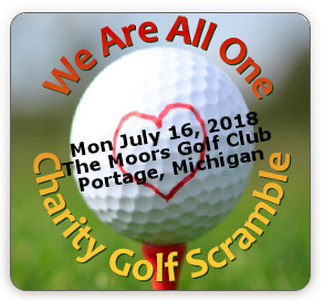 We Are All One Golf Scramble